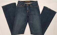 FRX Future Prescriptions New York Womens Dark Wash Bott Cut Jeans Size 26