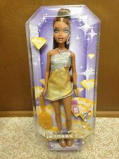 Barbie My Scene Madison AA African American Dressed Doll Hollywood Bling Rare