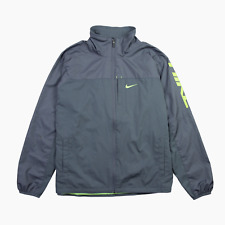 Nike Mens Kids Full Zip Woven Track Top Mens S Kids XL Air Max 95 Colourway Grey