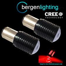 380 P21/5W BAY15D 1157 XENON RED CREE LED STOP TAIL BRAKE LIGHT BULBS ST202701