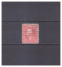US Perfins _S pattern #S2.19   1 stamp