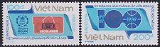VIETNAM N°955J/955K** UNION INTERPARLEMENTAIRE 1989 Vietnam 1940-1941 MNH