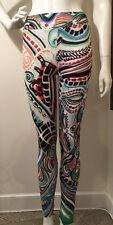 LADY FAITH LEGGINGS Size XS SIFA Graffiti colorful Sexy Leggings NEW!