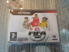 Nokia N-Gage Game * FIFA FOOTBALL 2004 * Complete NGage Retro Quick Dispatch