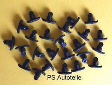 25xHalteklammern fürTürgummi Opel Ascona A, Manta A
