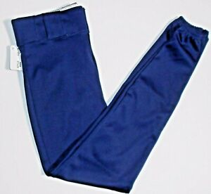 Bike Navy Blue Bicycle Sport Pants Size S NWT