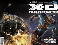 X-O Manowar #26 Unread New / Near Mint Valiant 2012 Series X1