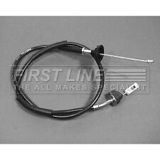 Clutch Cable fits VOLKSWAGEN GOLF Mk1 GTI 1.8 82 to 83 Firstline 172721335E New