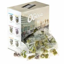 Ogeez Krunch 12 Bolsa Knusper-Schokoladenstücke En Weed-Optik (120g)