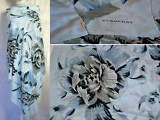 BURBERRY LUXUS SCHAL TUCH SCARF Carré платок MODAL SEIDE 200x100 UVP 379 € NEW
