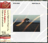 PAT METHENY-BRIGHT SIZE LIFE-JAPAN SHM-CD D50