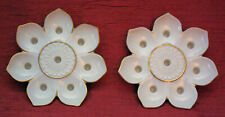 Lenox Lotus Candle Holder 8 Candles
