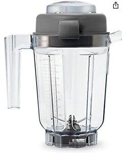 vitamix 32 oz wet container