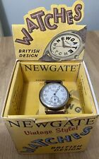 "GENTS ""Newgate"" THE LIBERTY Vintage Style WW1  Watch BOXED Rare , FIND another!"