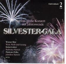Silvester - Gala  ( 2 CDs )