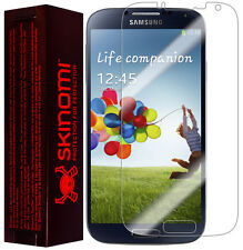 Skinomi TechSkin Samsung Galaxy S4 Screen Protector