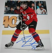 Sean Couturier signed Flyers 8x10 photo COA