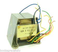 AIWA M800 3-Head Cassette Deck Part - Power Transformer ZEBRA 82-155-628-01