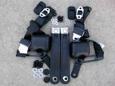 82-92 Camaro / Firebird, Morris Classic Concepts 3-Point Front Seat Belts, NEW!!