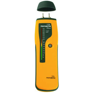 Protimeter Mini Moisture Meter GE BLD2000 - Pin Damp Detector - 2 Year Warranty