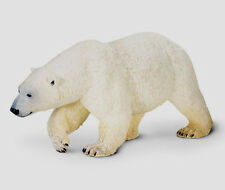 """POLAR BEAR~BIG STUNNING 10.75"""" MODEL #111689~ FREE SHIP-USA w/ $25+ Safari, Ltd."""