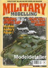 Military Modelling Magazine V27 N4 Krupp Panzer Royal Irish Hussar Frederick