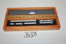 Innenmessschraube Mikrometer Satz mit Verlängerung Mahr 25-200mm Hartig 262/25