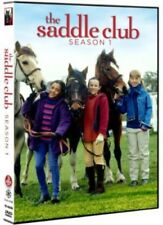 The Saddle Club Season 1 TV Series New Region 1 DVD (3 Discs)
