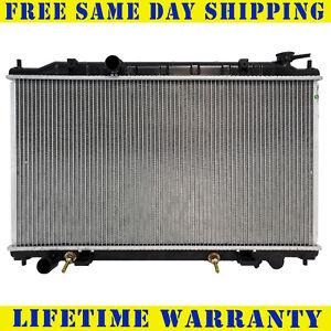 Radiator For 2002-2006 Nissan Altima 4CYL 2.5L Lifetime Warranty Fast Shipping