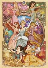 Tenyo Disney Jigsaw puzzle 2000pcs Disney Princess D-2000-623