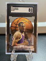 1997 Collector's Edge Impulse Die Cut Kobe Bryant #39 PSA SGC 8 🔥🔥