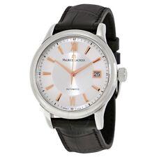 MAURICE LACROIX Les Classiques Silver Dial Automatic Men's Watch LC6027-SS001-11