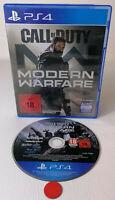 Call of Duty: Modern Warfare | Playstation 4 | PS4 | gebraucht in OVP