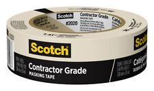 Scotch 141 In W X 60 Yd L Tan High Strength Masking Tape 1 Pk