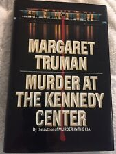 Capital Crimes: Murder at the Kennedy Center Vol. 9 by Margaret Truman (1989, H…