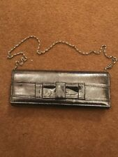 New Look Silver Clutch Bag - Worn Once