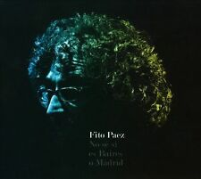 "Fito Páez: ""No Se Si Es Baires O Madrid"" CD Rock En Espanol Brand New Sealed"