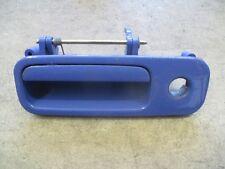 Heckklappenschloß VW Golf 4 Lupo Polo 6N2 Griff Heckklappe 6N0827565A LR5A blau