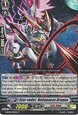 CARDFIGHT VANGUARD CARD: STAR-VADER, HELIOPAUSE DRAGON - G-BT08/070EN C