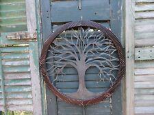 Tree of life, Metal wall decor, Spirituality, Positive Energy, Good Health