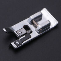 Metal Edge Presser Foot Small Guide For Singer Brother Janome Bernina etc
