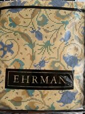 Ehrman * Illuminated Manuscript * Candace Bahouth * Needlepoint Tapestry Kit Nos