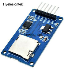 5pcs Micro SD Card Module For Arduino Memory Shield SPI Interface Reader Storage