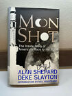 MOON SHOT First Edition 1994 signed by Alan Shepard