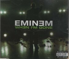 EMINEM When I'm gone 4  TRACK CD  NEW - NOT SEALED