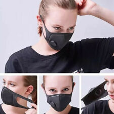 Air Purifying Face Mask Cover Anti Dust Multi Layer Haze Mouth Muffle Filter