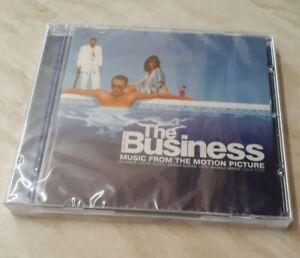 ORIGINAL SOUNDTRACK - The Business (CD , 2005) Brand New Sealed