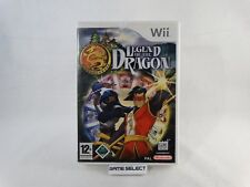 LEGEND OF THE DRAGON THE DRAGOON NINTENDO WII e WIIU U PAL ORIGINALE COMPLETO