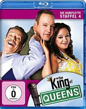 THE KING OF QUEENS, Staffel 4 (2 Blu-ray Discs) NEU+OVP