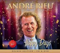André Rieu Johann Strauss Orchestra - Happy Days (NEW CD+DVD)